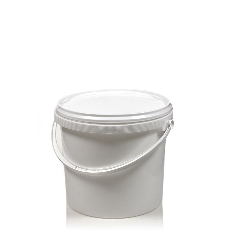 5 Litre Bucket With Lid World Of Bottles Co Uk