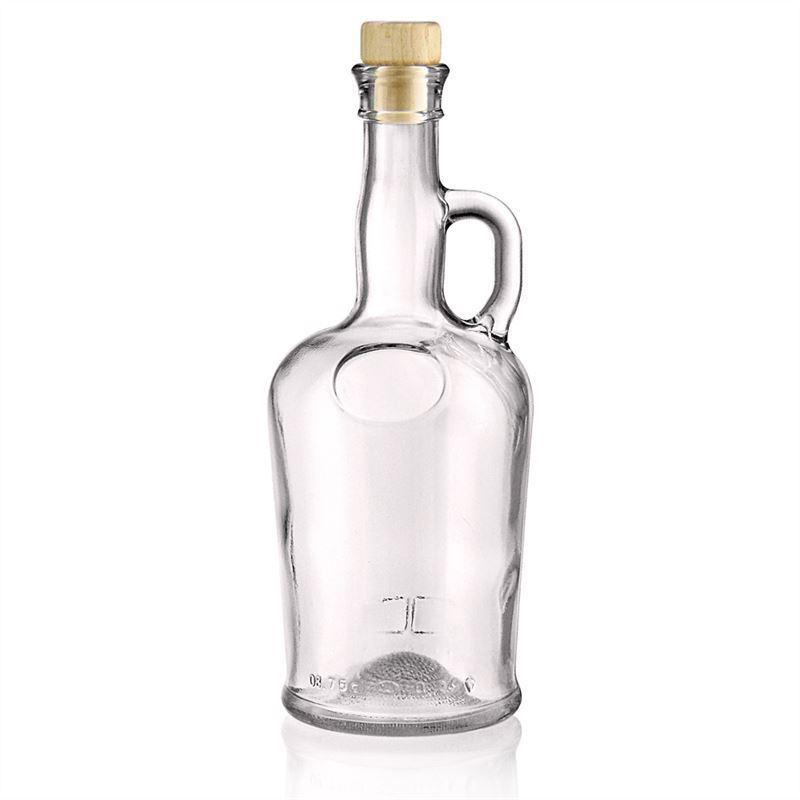750ml bouteille en verre avec anse barcelone bouteilles et. Black Bedroom Furniture Sets. Home Design Ideas