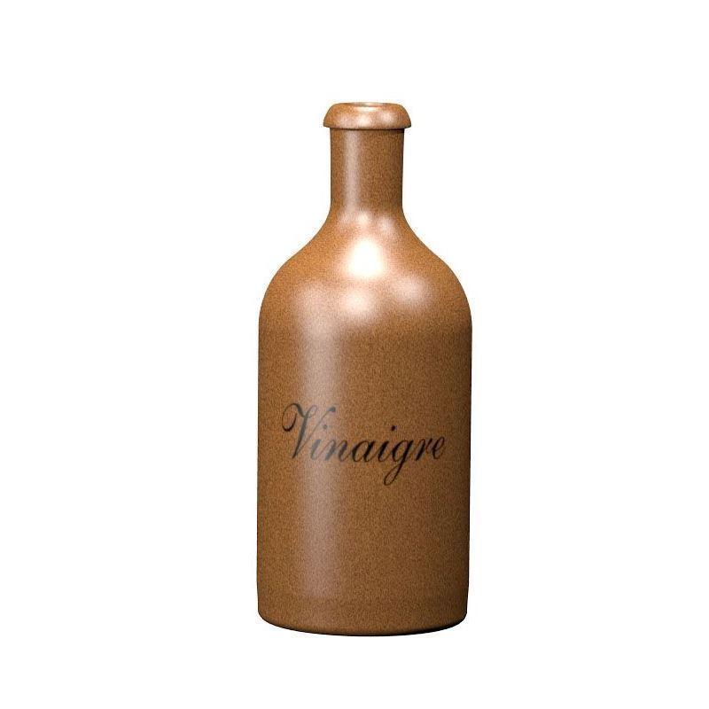 500ml bouteille en gr s brun cris vinaigre bouteilles et. Black Bedroom Furniture Sets. Home Design Ideas
