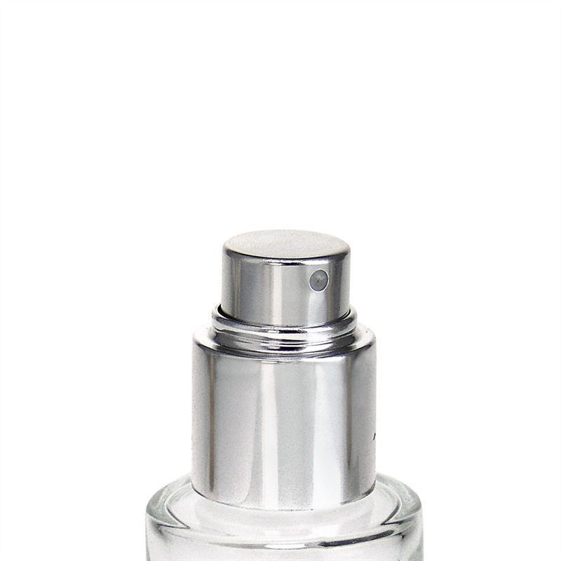 50ml bouteille en verre clair jasmina bouteilles et. Black Bedroom Furniture Sets. Home Design Ideas