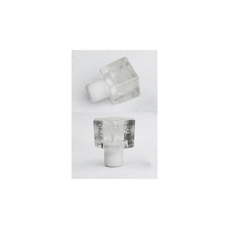 li ge en plastique cube de glace typ m transparent bouteilles et. Black Bedroom Furniture Sets. Home Design Ideas