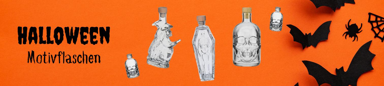 Kategoriebanner Flaschen