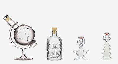 Bottles by theme