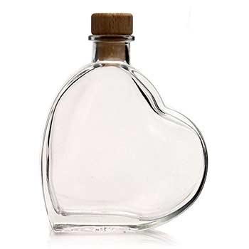 Kærligheds- & bryllupsflasker