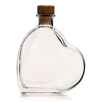 Botellas de Amor y para la boda