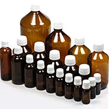 Bottiglie per medicina