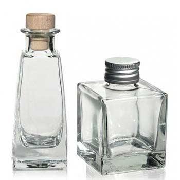 100ml glazen flessen
