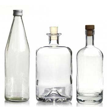 700ml glasflaskor