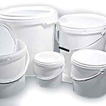 Buckets & canisters