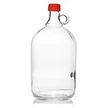 Glass balloon bottles